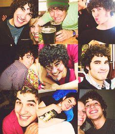 Darren! YOU ARE SO FREAKING CUTE