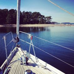 Sailing blog | S/Y Dolphin Dance | a Finnish Hallberg-Rassy 29 sailing in the Northern Europe: equipment