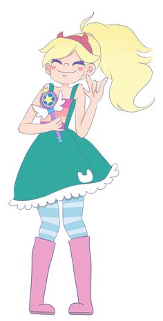 Star Butterfly by FloraBloom.deviantart.com on @DeviantArt