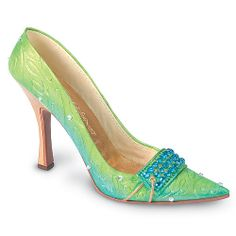 Just the Right Shoe 'Spearmint'