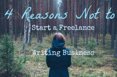 Thinking of starting a freelance business? Maybe you shouldn't...