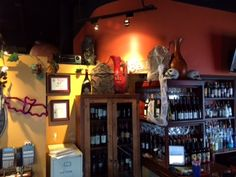 It's Fall in Ciao Bella! #happyhalloween #October #Fall #Pumpkins #Bar #wine #beer #cocktails