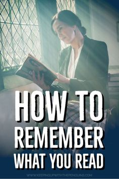 Study skills How to memorize things Reading skills Study tips Reading strategies Reading writing - How To Remember What You Read - Reading Tips, Reading Strategies, Reading Skills, Reading Books, Reading Posters, Writing Tips, Speed Reading, Reading Art, Academic Writing