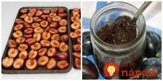 Bez miešania, najjednoduchší spôsob: Dokonalý slivkový lekvár pripravený v rúre, za menej ako 1 hodinu Chocolate Fondue, Preserves, Pickles, Food And Drink, Pudding, Baking, Fruit, Desserts, Tailgate Desserts