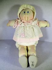 CABBAGE PATCH KIDS CPK DOLL SOFT SCULPTURE FRECKLES XAVIER ROBERTS 21""