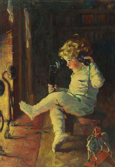 Frederick Sands Brunner (1886-1954) c. 1920s