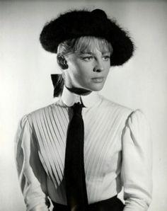 """Julie Christie for """"Doctor Zhivago""""  (1965)"""
