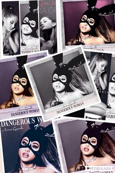 Dw Ariana Grande Dangerous Woman, You Are My Everything, Favorite Person, My Love, Movie Posters, Women, Film Poster, Film Posters