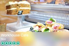 Workhouse cafe