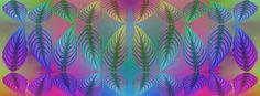Y-Knot Blog: Tropical Leaf GIMP Patterns