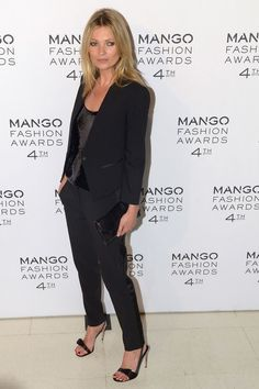 La vida en imágenes de Kate Moss: Mango