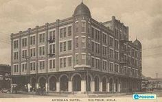 Did you know that the original @artesianhotel was built in 1906?