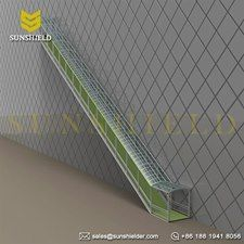 Is it your idea solution of outdoor #escalator? #outdoorshelter #polycarbonatecover #outdoorsunshade #aluminumshed #durablecover #uvprotection #patioshade #businesscover #businessshelter #polycarbonatecanopy   We could give you an wonderful shelter design for your #outdoor #sunshield for #commercialarea #shoppingmall #building #awning #largeawning #commercialawning https://www.sunshielder.com/…/metal-carport-covers-aluminu…/