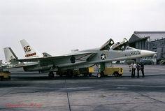 "North American RA-5C ""Vigilante"" 156624 NG-603 RVAH-5 03-05-1974"