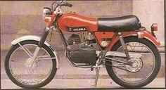 Gilera 50cc Enduro