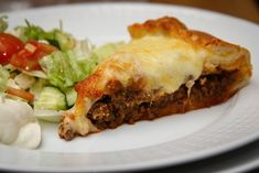 Tacopizzubaka Lasagna, Sandwiches, Brunch, Pizza, Favorite Recipes, Beef, Ethnic Recipes, Food, Iceland
