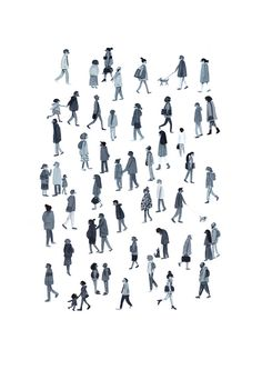 People (About Today - Illustration by Lizzy Stewart)