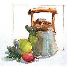 Brenda Swenson painting