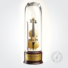Handmade miniature instrument  Golden by ManufacturBurchardt
