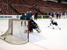 Red Wings vs. Sharks - 10/21/2013 - San Jose Sharks - Photos
