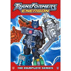 Transformers Energon: The Complete Series [6 Discs]