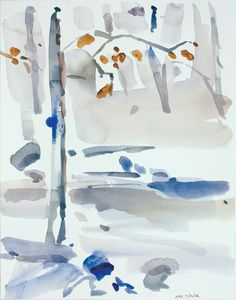 """""""Dunnfield Creek - 31212"""" by Arthur Kvarnstrom 