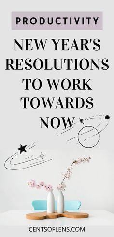 You don't need the New Year to tell you to start working on your goals. So, you're going to start working on those New Year's resolutions now! How To Better Yourself, Work On Yourself, Organization Skills, Lack Of Motivation, Time Management Skills, Productivity Hacks, Get Your Life, Setting Goals, Career Advice