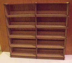 Wargame Model/figure Display Shelf/case/cabinet Games Workshop Warhammer 40k