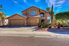 #ArizonaLuxuryRealEstate #MountainViews Lovely Scottsdale two story impeccably…