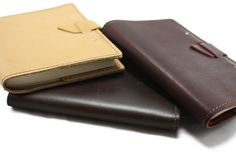 Leather Notebook : $40 : Gand Passage