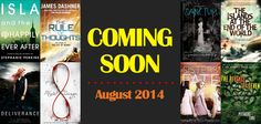 The 15 Most Anticipated YA Books Publishing In August 2014 | Blog | Epic Reads