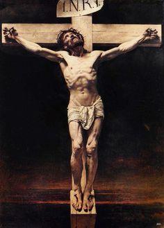 Cristo. Leon Bonnat.