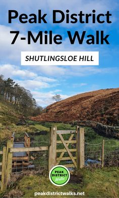 Peak District 7 Mile Walk - Shutlingsloe Walk from Wildboarclough via Macclesfield Forest Hiking Routes, Go Hiking, Hiking Trails, Peak District England, Country Walk, Places Of Interest, Lake District, Places To See, Travel Inspiration