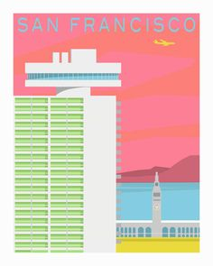 """""""Forgotten Modernism"""" is the title of an ongoing visual exploration of San Francisco's rich catalog of modern architecture by Michael Murphy."""