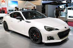 Subaru BRZ XT Line Concept shows off custom look