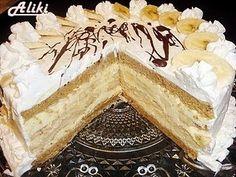 Nepecena torta sa bananama