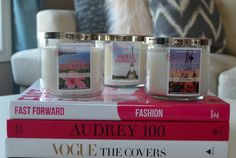 scented candles bath and body works london - Google Search