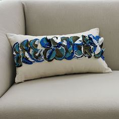 Sew Homegrown: DIY Color Path Pillow