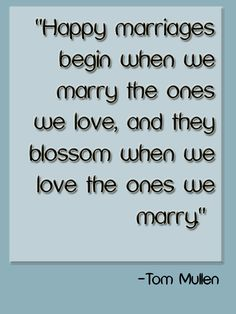 Happy marriage #Quote