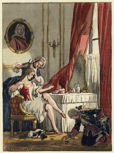 Comic Art Girls, 18th Century Costume, Exotic Art, History Images, Illustrations, Comic Artist, Contemporary Paintings, Watercolor Illustration, Drawings