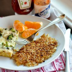 How to Make Diner-Style Hash Browns