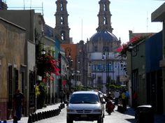 Venustiano Carranza street.