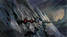 John Howe Hobbit art