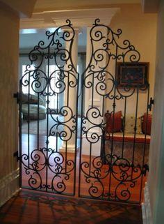 Mush prettier opening toward a window or a long hall... but still <3