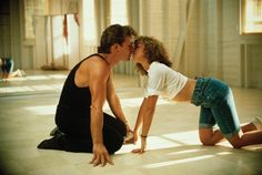 Dirty Dancing..feel good movie