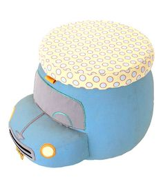 Take a look at this Bella The Car Storage Ottoman by Pulloman on #zulily today!