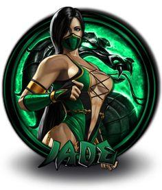 Jade mortal kombat 9 by ~xDarkArchangel on deviantART