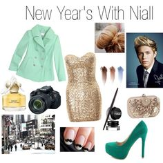 New Year's With Niall - Polyvore