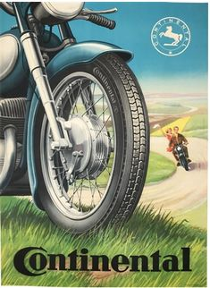 Bike Poster, Motorcycle Posters, Poster Ads, Car Posters, Motorcycle Design, Advertising Poster, Motorcycle Tires, Poster Vintage, Vintage Travel Posters
