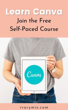 Canva is a free online graphic design site. Use it to make money blogging and start creating the professional designs you need for your blog, social media posts, newsletter or business cards. Create beautiful graphics simply by dragging and dropping shapes on the canvas using simple tools like text boxes, arrows, lines & illustrations. Get started now! Join this self-paced course that walks you through everything from designing logos to create eBooks (using Canva of course). Make Money Blogging, Make Money From Home, How To Make Money, Business Tips, Online Business, Business Cards, Social Media Tips, Social Media Marketing, Content Marketing